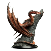 DER HOBBIT - Smaug the Magnificent Statue 20 cm Weta