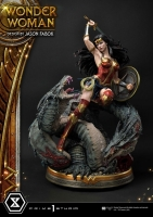 WONDER WOMAN - Wonder Woman vs. Hydra Statue 81 cm Prime 1