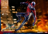 SPIDERMAN - Spider-Man 2099 Black Suit EXCLUSIVE 1/6 Video Game Actionfigur Hot Toys