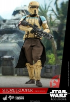 STAR WARS : ROGUE ONE - Shoretrooper Squad Leader 1/6 Actionfigur 30 cm Hot Toys