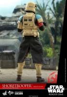 STAR WARS : ROGUE ONE - Shoretrooper Squad Leader 1/6 Actionfigur 30 cm Hot Toys