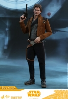 STAR WARS : SOLO - Han Solo 1/6 Actionfigur 31 cm Hot Toys