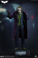 BATMAN : THE DARK KNIGHT - Joker Heath Ledger Regular Edition 1/4 Statue Queen