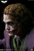 BATMAN : THE DARK KNIGHT - Joker Heath Ledger Artists Edition 1/4 Statue Queen