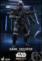 STAR WARS : MANDALORIAN - Dark Trooper ( Dunkel ) 1/6 Actionfigur 32 cm Hot Toys