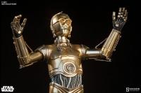 STAR WARS - C-3PO 1/6 Actionfigur Sideshow