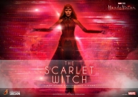 WANDAVISION - The Scarlet Witch 1/6 Actionfigur 28 cm Hot Toys