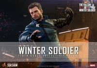 THE FALCON & WINTER SOLDIER - Winter Soldier 1/6 Actionfigur 30 cm Hot Toys