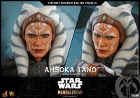 STAR WARS : MANDALORIAN - Ahsoka Tano 1/6 Actionfigur 29 cm Hot Toys