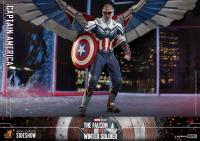 THE FALCON & WINTER SOLDIER - Captain America 1/6 Actionfigur 30 cm Hot Toys