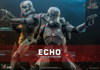 STAR WARS : THE BAD BATCH - Echo 1/6 Actionfigur 29 cm Hot Toys