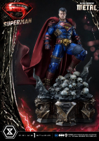 DARK KNIGHTS : METAL - Superman 1/3 Statue 88 cm Prime 1