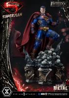DARK KNIGHTS : METAL - Superman Deluxe Bonus 1/3 Statue 88 cm Prime 1