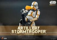 STAR WARS : MANDALORIAN - Artillery Stormtrooper 1/6 Actionfigur 30 cm Hot Toys
