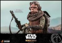 STAR WARS : MANDALORIAN - Kuiil 1/6 Actionfigur 25 cm Hot Toys