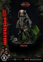 PREDATOR - Jungle Hunter Predator DELUXE BONUS Museum Masterline Statue Prime 1