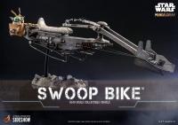 STAR WARS : MANDALORIAN - Swoop Bike Fahrzeug 1/6 Actionfigur 59 cm Hot Toys