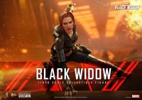 BLACK WIDOW - Black Widow 1/6 Actionfigur 28 cm Hot Toys