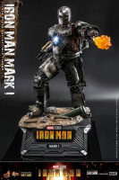 IRON MAN - Iron Man Mark I Diecast 1/6 Actionfigur 30 cm Hot Toys