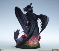 DRAGONS - Toothless ( Ohnezahn ) Statue 30 cm Sideshow