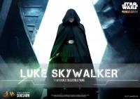 STAR WARS : MANDALORIAN - Luke Skywalker 1/6 Actionfigur 30 cm Hot Toys