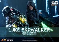 STAR WARS : MANDALORIAN - Luke Skywalker DELUXE 1/6 Actionfigur 30 cm Hot Toys