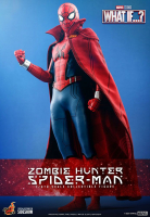 SPIDERMAN : WHAT IF...? - Spiderman Zombie Hunter 1/6 Actionfigur Hot Toys