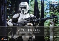 STAR WARS VI - Scout Trooper 1/6 Actionfigur Hot Toys