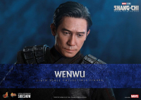 SHANG-CHI AND THE LEGEND OF THE TEN RINGS - Wenwu 1/6 Actionfigur Hot Toys