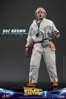 ZURÜCK IN DIE ZUKUNFT - Doc Brown 1/6 Actionfigur 30 cm Hot Toys