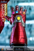 AVENGERS : ENDGAME - Nano Gauntlet Life Size Replik Hot Toys