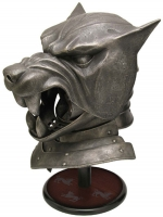 GAME OF THRONES - Bluthunds Helm 1/1 Replik