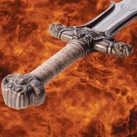 CONAN DER BARBAR - Atlantean Schwert 1/1 Replik United Cutlery