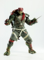 TEENAGE MUTANT NINJA TURTLES - Raphael Out of the Shadows Actionfigur ThreeZero