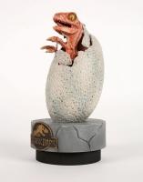 JURASSIC PARK -  Raptor Hatchling 1/1 Statue 28 cm Chronicle