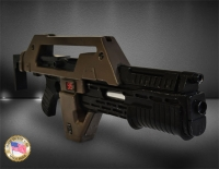 ALIENS - Pulse Rifle Brown Bess 1/1 Replik 68 cm  HCG