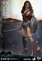 BATMAN V SUPERMAN - Wonder Woman 1/6 MM Actionfigur Hot Toys