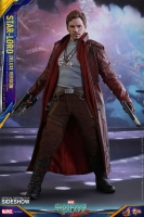 GUARDIANS OF THE GALAXY 2 - Star-Lord Movie Masterpiece 1/6 Actionfigur Deluxe Ver. Hot Toys