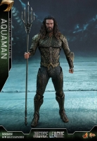 JUSTICE LEAGUE - Aquaman 1/6 Actionfigur Hot Toys