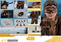 STAR WARS : SOLO - Han Solo DELUXE 1/6 Actionfigur 31 cm Hot Toys