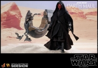 STAR WARS E1- Darth Maul & Sith Speeder DX 1/6 Actionfigur Hot Toys