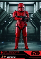 STAR WARS E9 - Sith Trooper 1/6 Actionfigur 31 cm Hot Toys