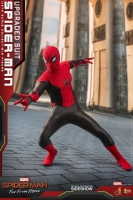 SPIDERMAN : FAR FROM HOME - Spiderman Upgraded Suit Actionfigur Hot Toys