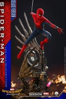 SPIDERMAN HOMECOMING - Spiderman DELUXE 1/4 Quarter Scale Actionfigur Hot Toys