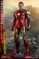 AVENGERS : ENDGAME - Iron Man Mark LXXXV Battle Damaged Actionfigur Hot Toys