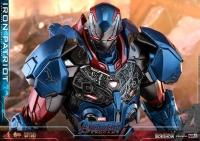 AVENGERS : ENDGAME - Iron Patriot 1/6 Actionfigur 32 cm Hot Toys