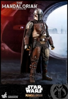 STAR WARS : MANDALORIAN - Mandalorian 1/6 Actionfigur Hot Toys