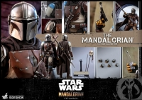 STAR WARS : MANDALORIAN - Mandalorian 1/6 Actionfigur Hot Toys