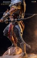 ASSASSINS CREED - Bayek Origins Deluxe Art Scale Statue Iron Studios