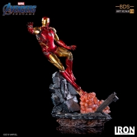 AVENGERS : ENDGAME - Iron Man Mark LXXXV BDS Art Scale 1/10 Statue Iron Studios